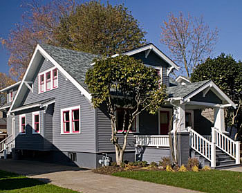 Craftsman Design And Renovation 1921 Bungalow Addition